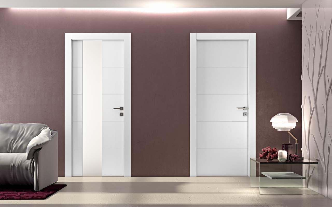 Porte interne piccinini e conti serramenti - Maniglie moderne per porte interne ...